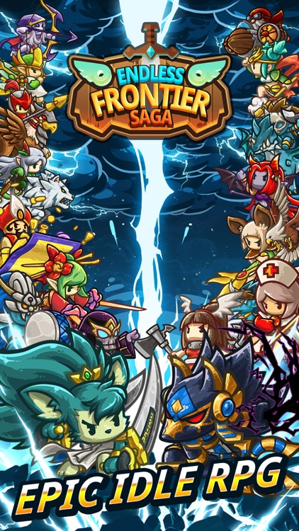 Endless Frontier Saga 2 - RPG