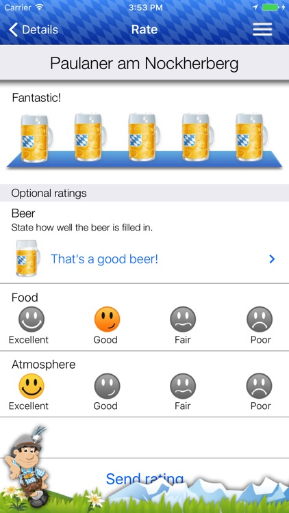 Beergarden Guide screenshot-3