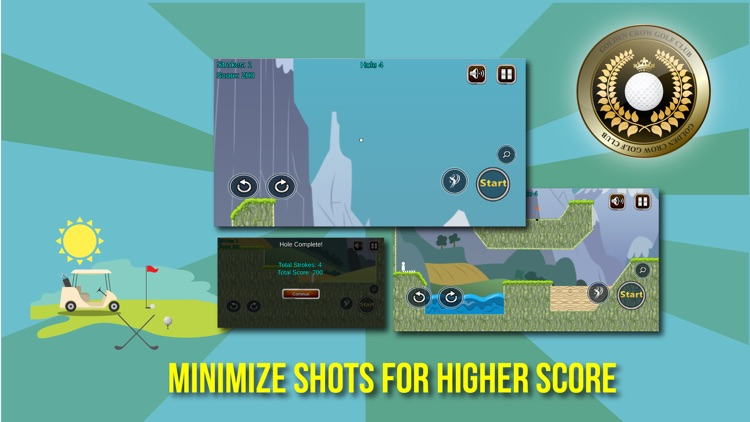 Mini Golf: Power Shot screenshot-3
