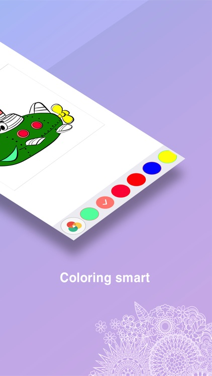 Coloring Book For Kids 2018 screenshot-4