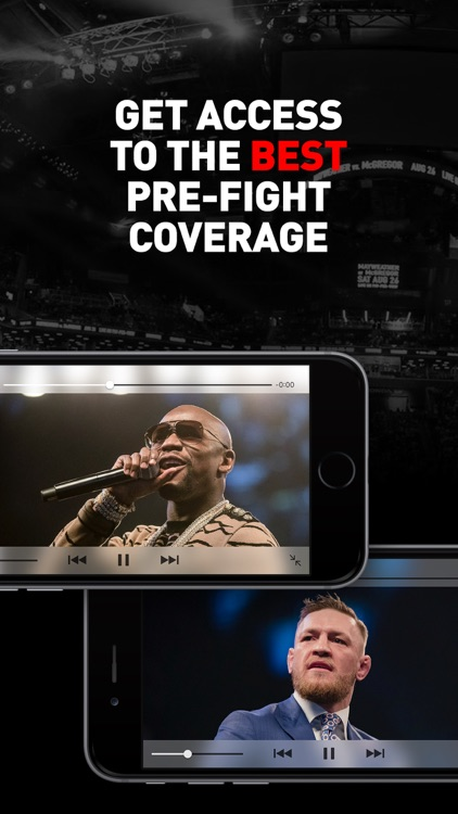 SHOWTIME PPV- Mayweather vs. McGregor- Stream Live screenshot-1
