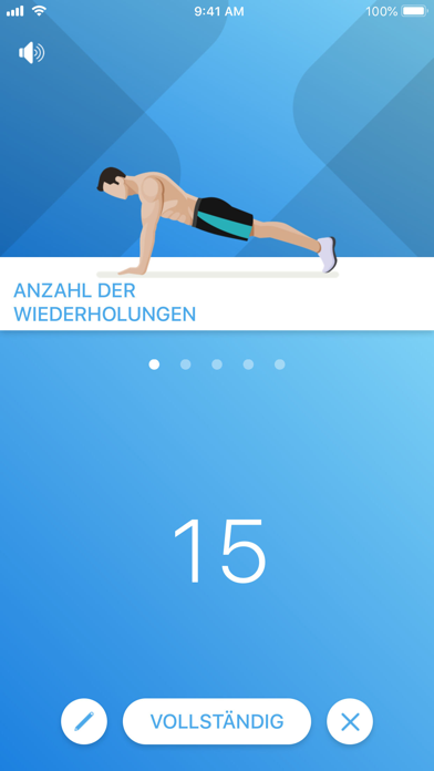 Screenshot for Just 6 Weeks PRO in Austria App Store