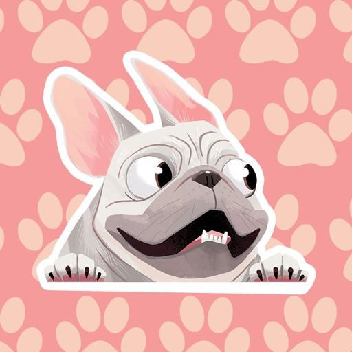 DogFaceMoji - Dog Face Emoji App Bewertung - Entertainment - Apps