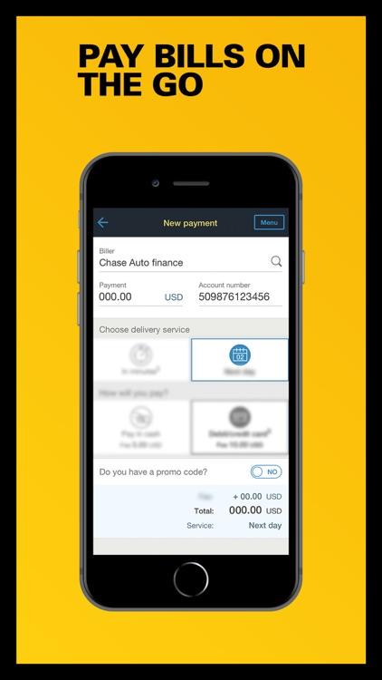 WesternUnion US Money Transfer screenshot-3
