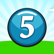 Five: Simple but addicting
