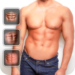 Six Pack Abs Photo Editor- Abs