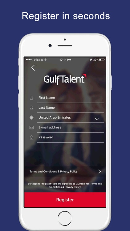 GulfTalent - Job Search App screenshot-4