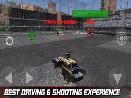 War Car - Crash Arena screenshot 6