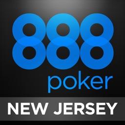 888 Poker: Real Money Games NJ