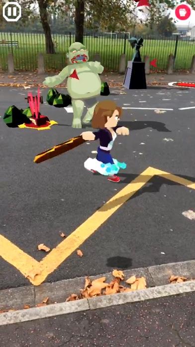 zombies! ARgh! Screenshot 3