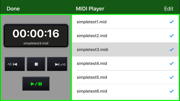 midi Keyboard screenshot-3