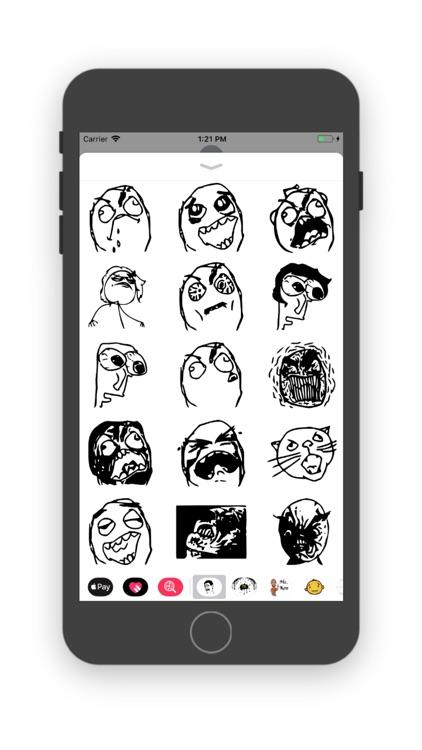 Memes - Sticker Pack screenshot-3