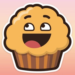 Mr.Muffin Stickers
