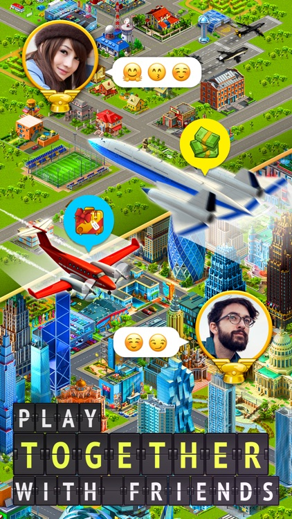 Airport City: Airline Tycoon screenshot-3