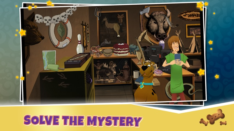 Scooby-Doo Mystery Cases screenshot-4