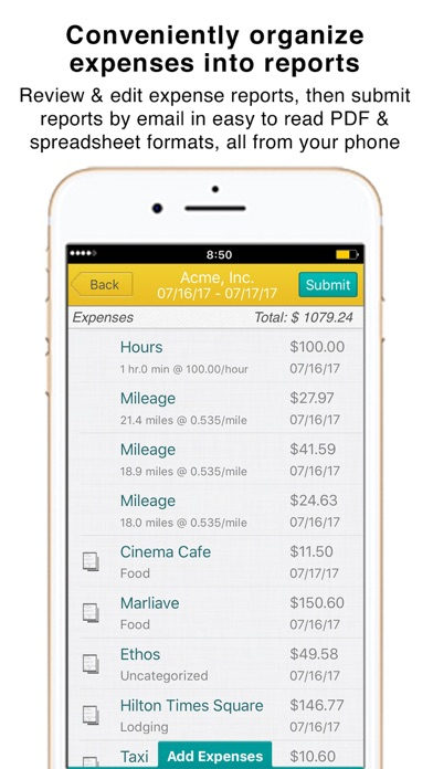 falcon expense reports miles by falcon expenses inc finance