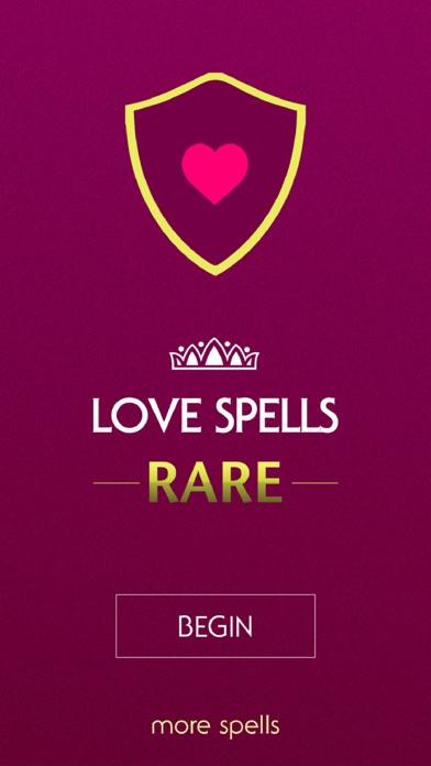 Love Spells Rare screenshot two