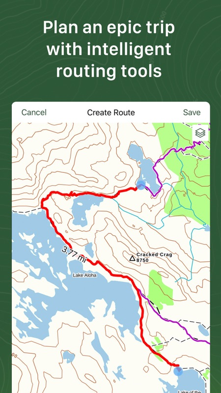 Gaia GPS Hiking, Hunting Maps - Online Game Hack and Cheat