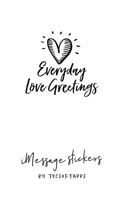 Everyday Love Greetings