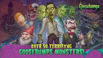 Goosebumps: ホラーモンスターサバイバルタウンスクリーンショット3