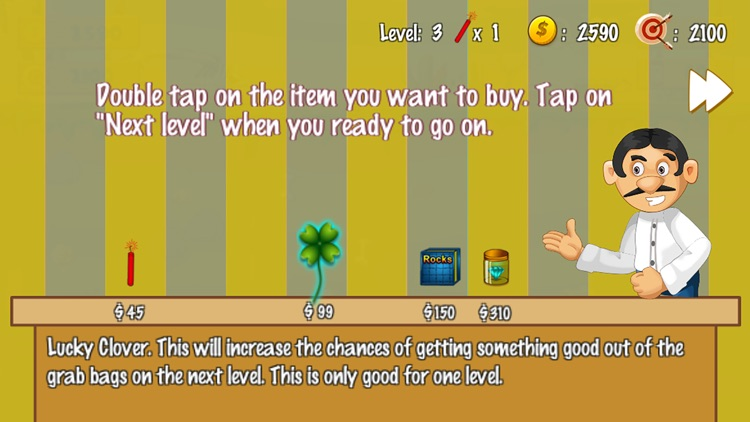 Gold Miner Special - Gold Rush screenshot-3