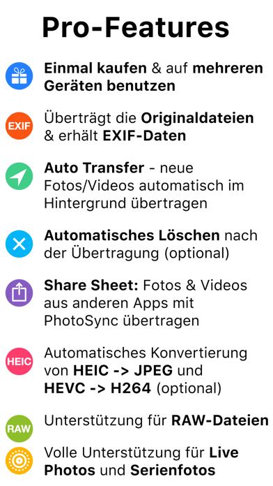 PhotoSync - Fotos übertragen - Revenue & Download estimates