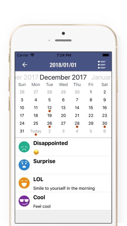 Mood Journal Tracker