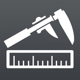 Ícone do app Ruler Box - Measure Tools