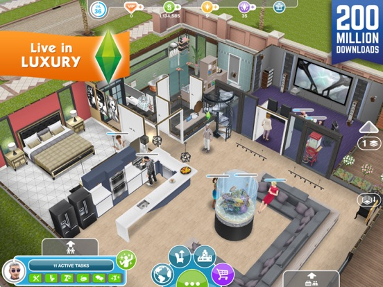 The Sims™ FreePlay | App Price Drops