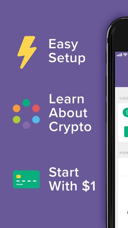 Circle Invest: Cryptocurrency screenshot-4