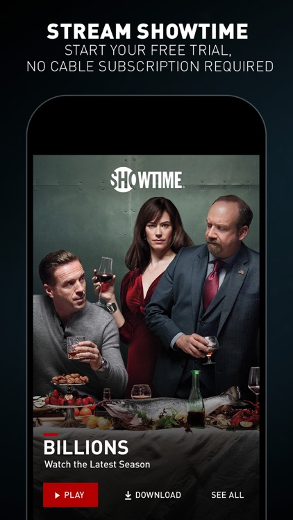 SHOWTIME: TV, Movies and More screenshot-0