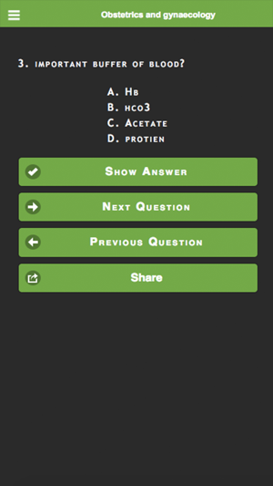 FCPS-1 MCQs on the App Store