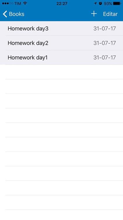 Notebook plus - Intuitive note organizer screenshot-3
