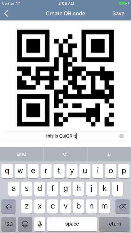 QuiQR screenshot-4