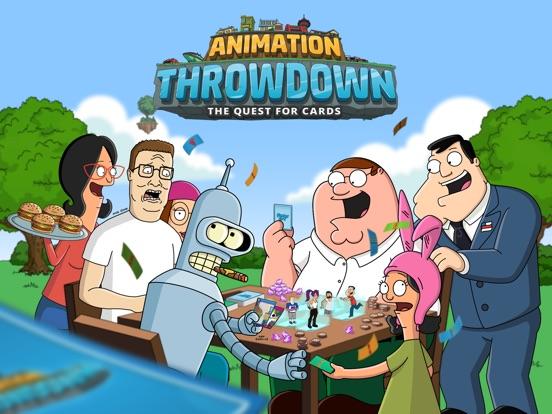 Animation Throwdown на iPad