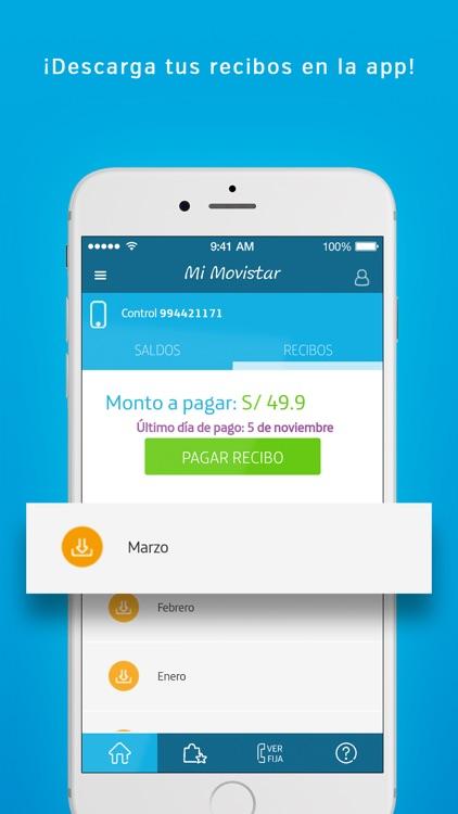 Mi Movistar Perú screenshot-5