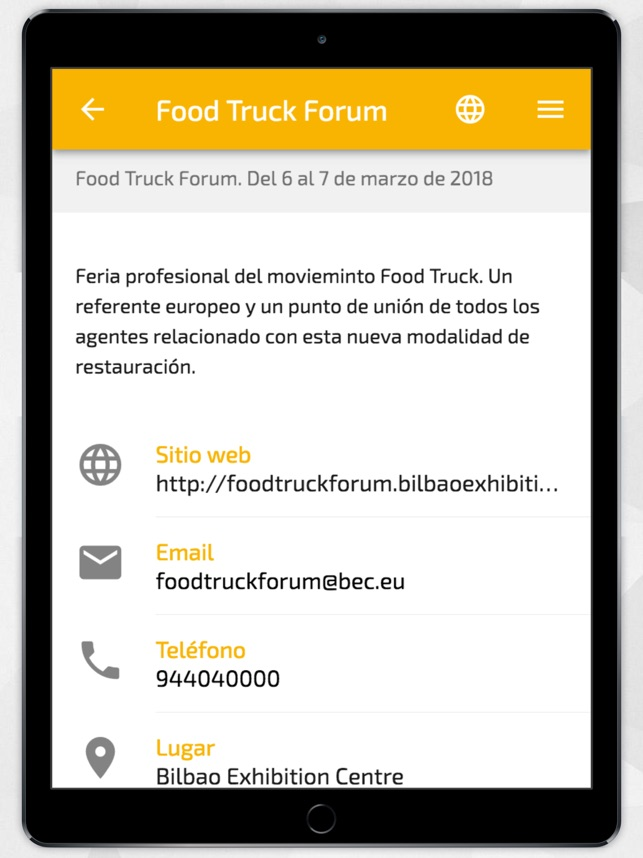 Food Truck Forum on the App Store