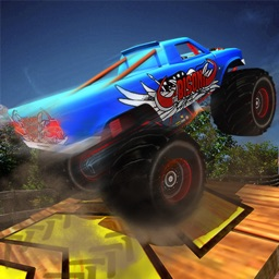 Monster Truck Stunts: Offroad Edition