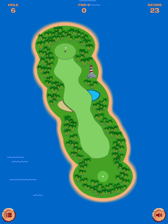 Screenshot 5 Island Golf