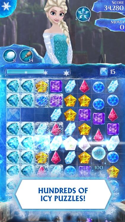 Frozen Free Fall screenshot-0
