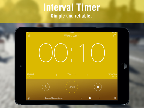 Android giveaway of the day interval timer hiit workout
