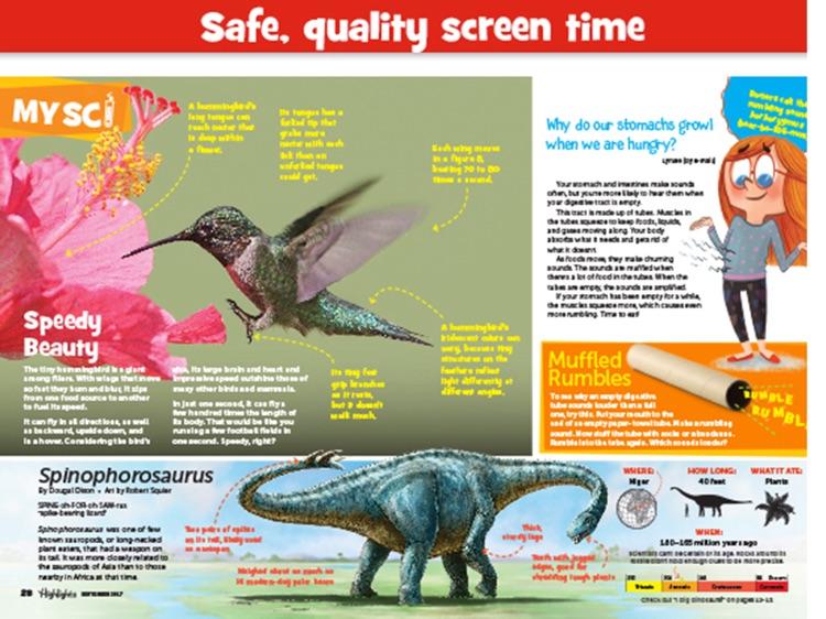 Highlights Magazine: Fun Reading for Children screenshot-3