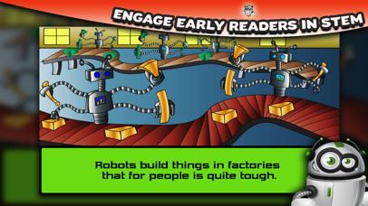 STEM Storiez - Robot Play EDU screenshot 1