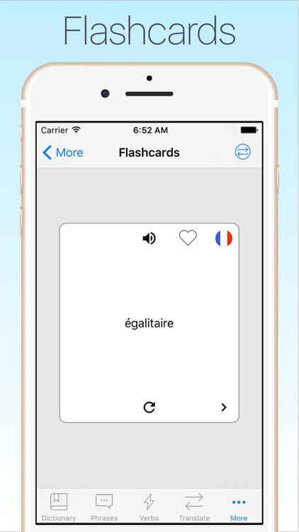 French Dictionary & Translator + screenshot-4