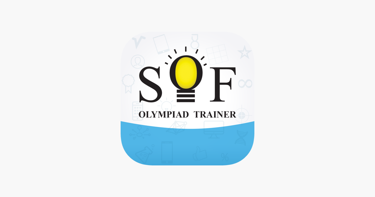SOF Olympiad Trainer on the App Store