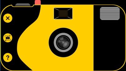 ディスポ - 使い捨てカメラ/インスタントカメラで写真撮影!のスクリーンショット1