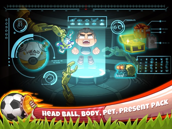 Head Soccer для iPad