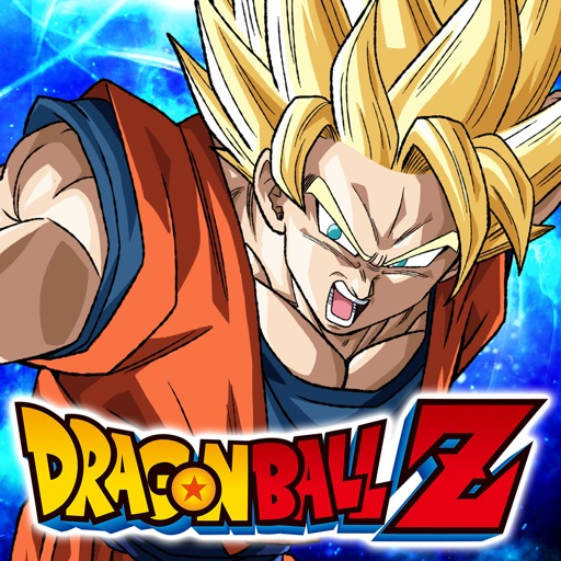 DRAGON BALL Z DOKKAN BATTLE application logo