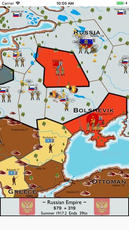 War in Europe screenshot-3