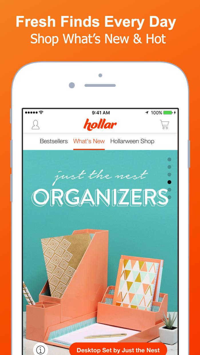 Hollar - Shop Discount Deals Screenshot